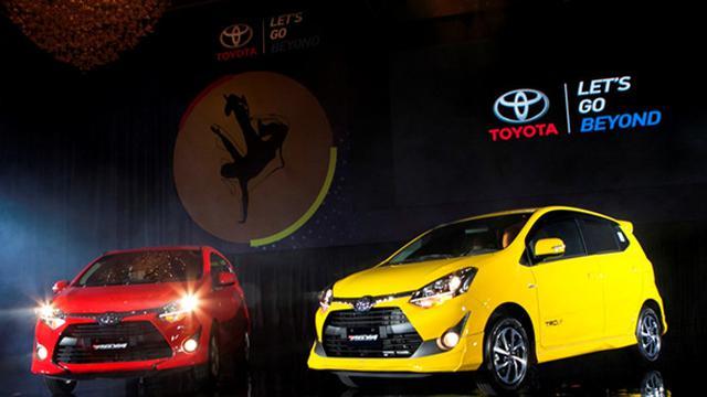 Harga Mobil Agya Semua Tipe Lengkap dengan Spesifikasi dan Fitur Andalannya